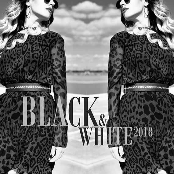 КОЛЕКЦИЯ BLACK & WHITE 2018