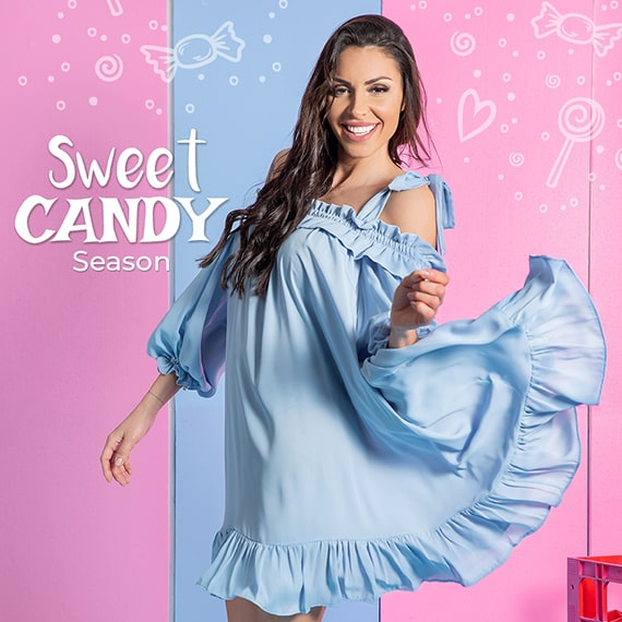 КОЛЕКЦИЯ SWEET CANDY SEASON