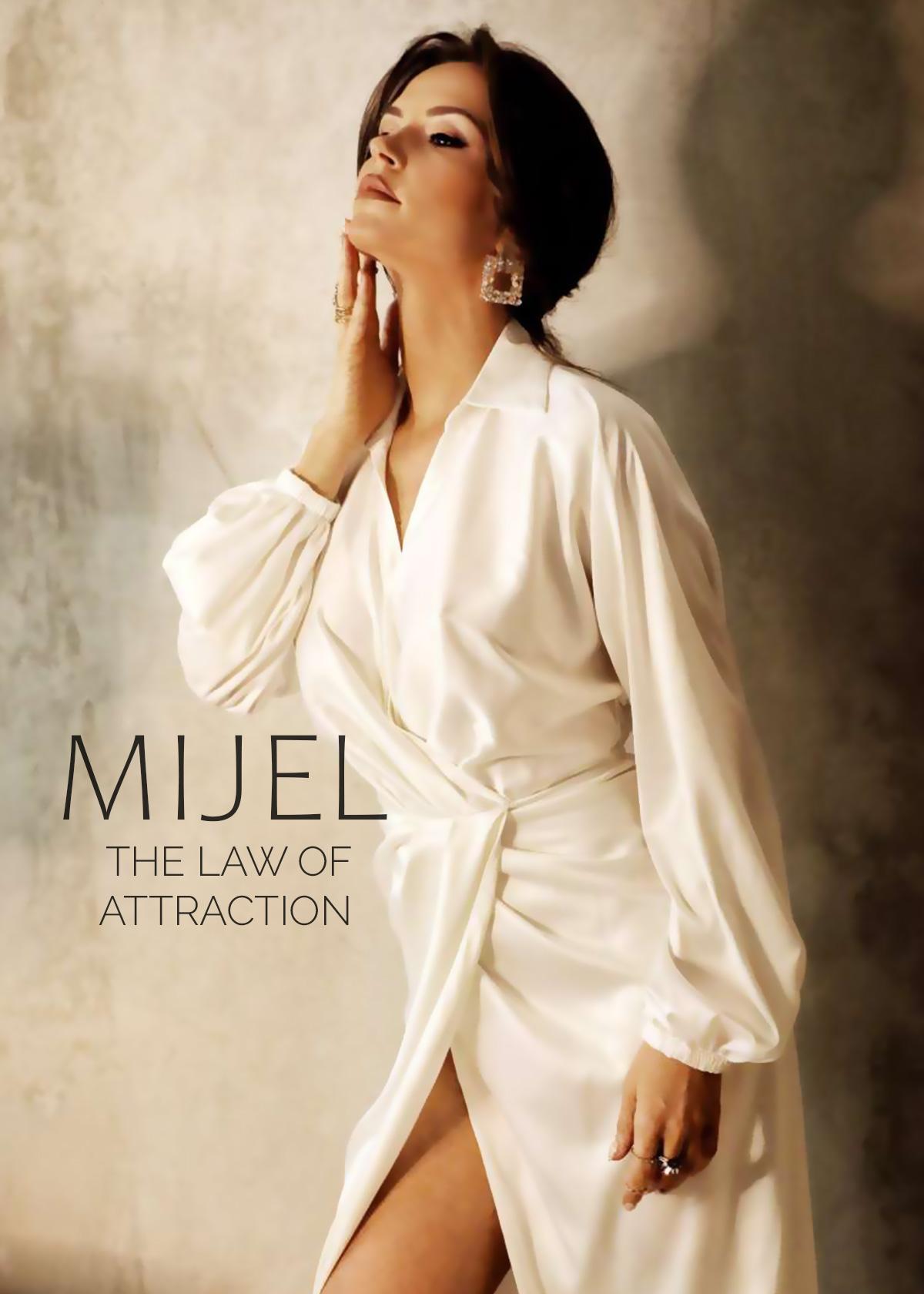 Изкуството на съблазняването: Дизайнерските рокли от THE LAW OF ATTRACTION by MIJEL